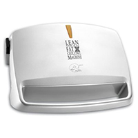 George Foreman 13621 Compact Grill & Melt - 3 Portion