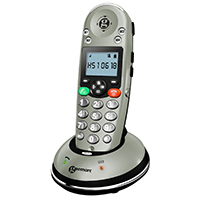 Geemarc AmpliDect 350 Amplified Cordless Phone