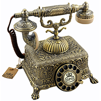 GPO Imperial Traditional Rotary Dialling Telephone