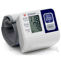 Omron R2 Intellisense Wrist Blood Pressure Monitor
