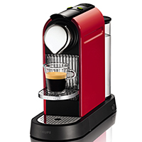 Krups XN700640 Citiz Nespresso - Red