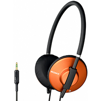Sony MDR-570LP Stereo Headphones - Orange