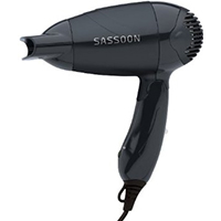 Vidal Sassoon VSDR5823UK Travel Hair Dryer - 1200w