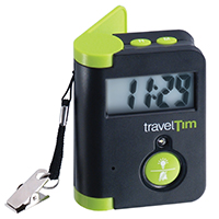 Humantechnik TravelTim Vibrating Portable Alarm Clock