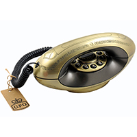 GPO Aladdin Traditional Push Button Telephone