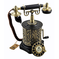 GPO Regal Traditional Rotary Dialling Telephone