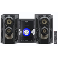 Panasonic SC-AKX50 Mini Hi/Fi System with USB Playback