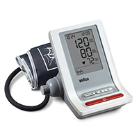 Braun ExactFit BP4900 Upper Arm Blood Pressure Monitor