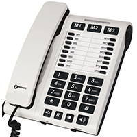 Geemarc CL1200 Amplified Desk Telephone with Volume & Tone Control