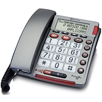 Amplicomms PowerTel 30 Amplified Big Button Telephone