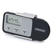 Omron HJ321 Walking Style One 2.1 Step Counter