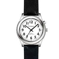 Lifemax/RNIB 407.2 Ladies Talking Atomic Watch With Strap