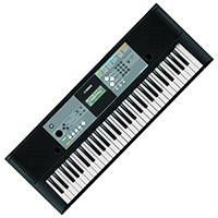 Yamaha PSR E233 61-Key Electronic Keyboard