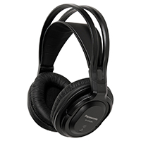 Panasonic RP-WF830EB RF Wireless Stereo Headphones System
