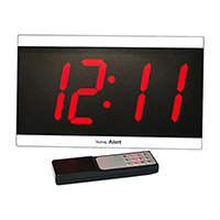 Geemarc BD4000SS Extra Large Display Clock