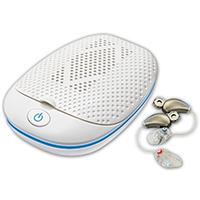 Amplicomms DB130 Portable Hearing Aid Dry Box