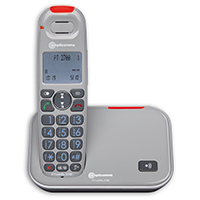 Amplicomms PowerTel 2700 Big Button Amplified Cordless DECT Phone