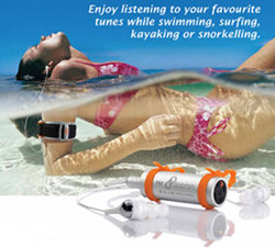 Dolphin Waterproof MP3 Player - 1Gb