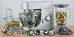 Kenwood KM010 Chef Titanium