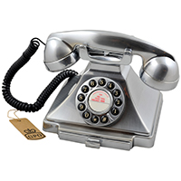 GPO Carrington Traditional Push Button Telephone