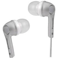 Panasonic RP-HJE240E - Ear Canal Headphones in iPod Nano Colours