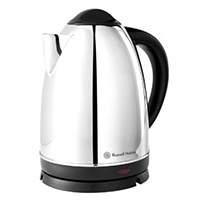 Russell Hobbs 13355 Ceylon Kettle 3kW in Stainless Steel 1.7L