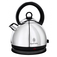 Russell Hobbs 14943 Dome Kettle 3kW in Stainless Steel 1.6L
