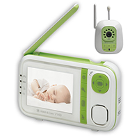 Amplicomms V160 Watch & Care Cordless Baby Monitoring System