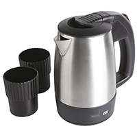 Wahl ZX946 Stainless Steel Travel Kettle 0.5ltr