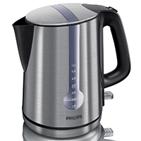 Philips HD4671/20 Energy Efficient Kettle Brushed Metal 3.0kW 1.7L